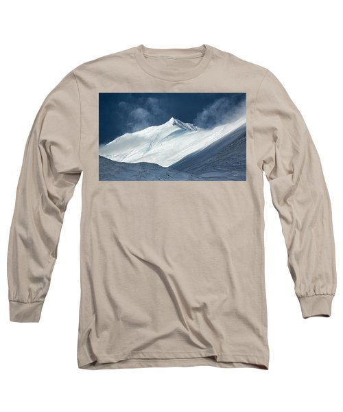 Atigun Pass In Brooks Range Long Sleeve T-Shirt