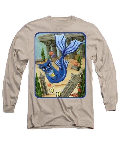 Atlantean Mercat Long Sleeve T-Shirt