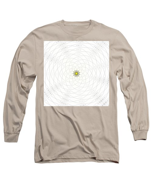 Long Sleeve T-Shirt featuring the photograph Atomic Lotus No. 1 by Bob Wall
