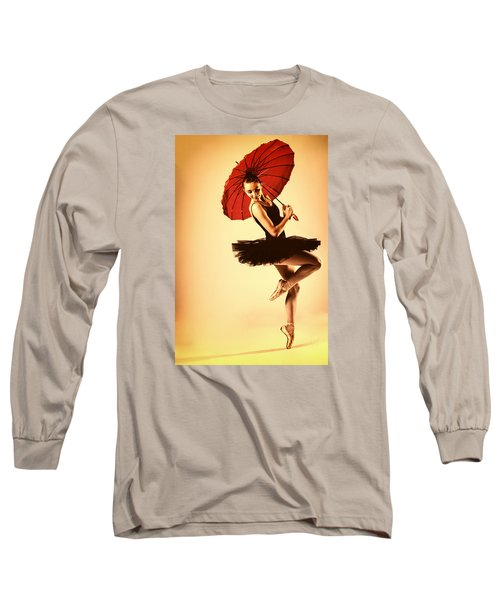 Audrey Would Long Sleeve T-Shirt