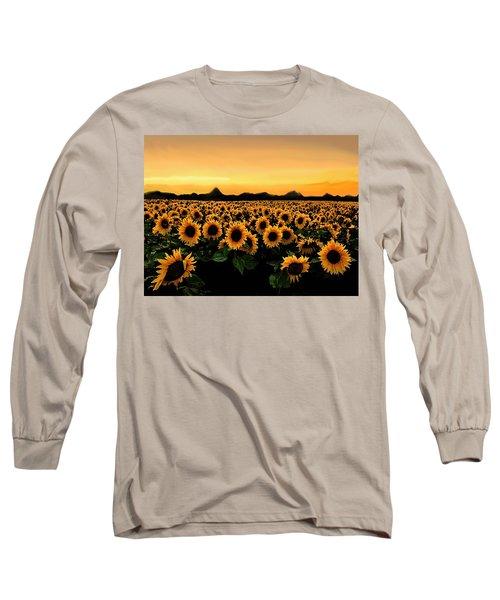 August 2015 Long Sleeve T-Shirt