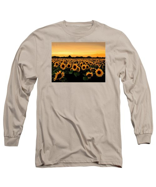 August 2015 Long Sleeve T-Shirt