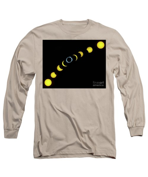August 2017 Long Sleeve T-Shirt