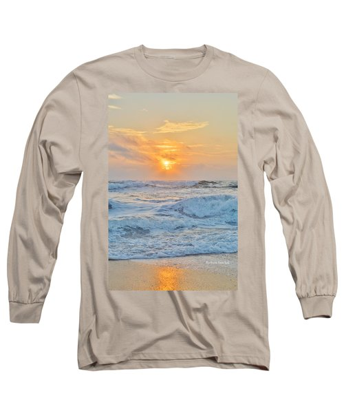 August 28 Sunrise Long Sleeve T-Shirt