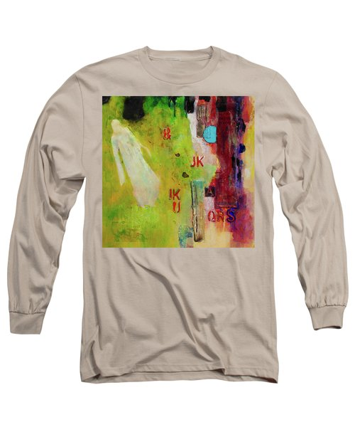 Aunties Visit Long Sleeve T-Shirt