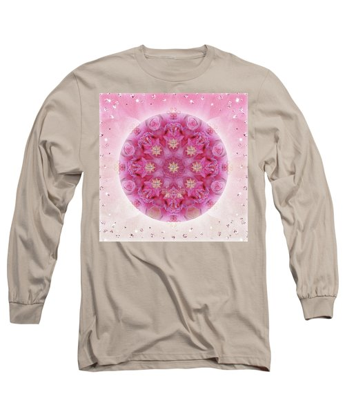 Auspicious Adoration Long Sleeve T-Shirt