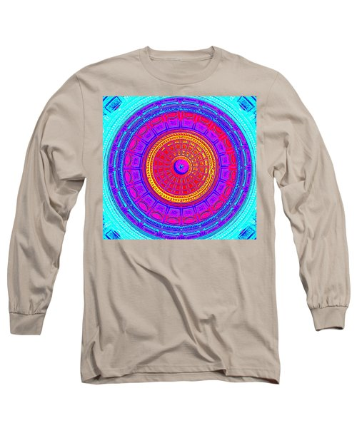 Austin Dome - D Long Sleeve T-Shirt