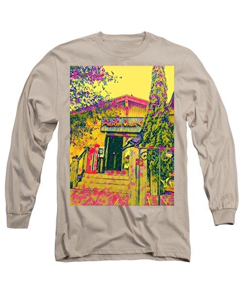 Austin Java Electric Long Sleeve T-Shirt