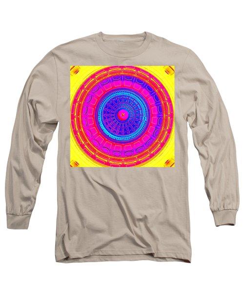 Austin Capitol Dome - 1 Long Sleeve T-Shirt