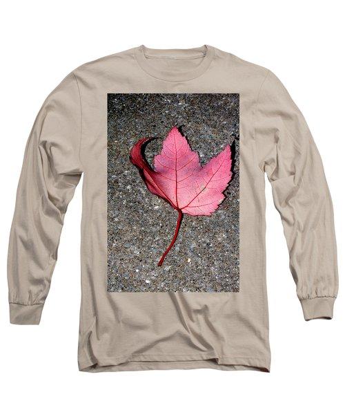 Autum Maple Leaf 2 Long Sleeve T-Shirt