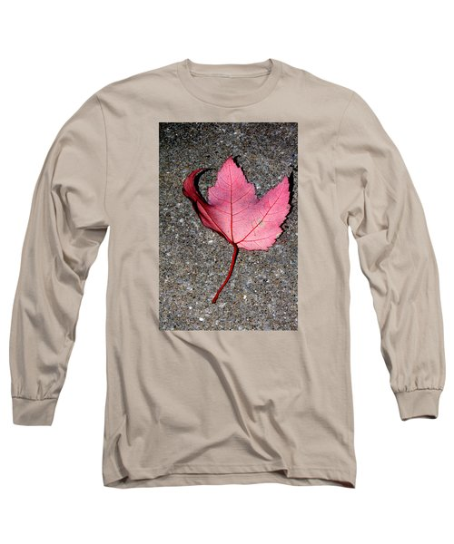 Autum Maple Leaf 2 Long Sleeve T-Shirt