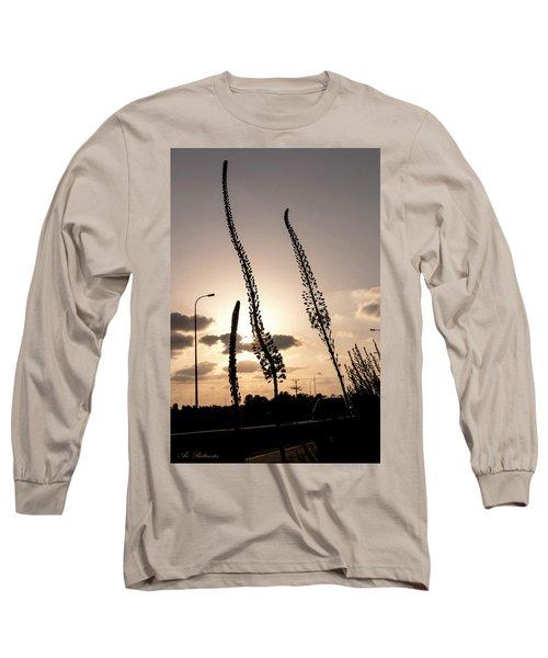 Autumn Alarm 02 Long Sleeve T-Shirt