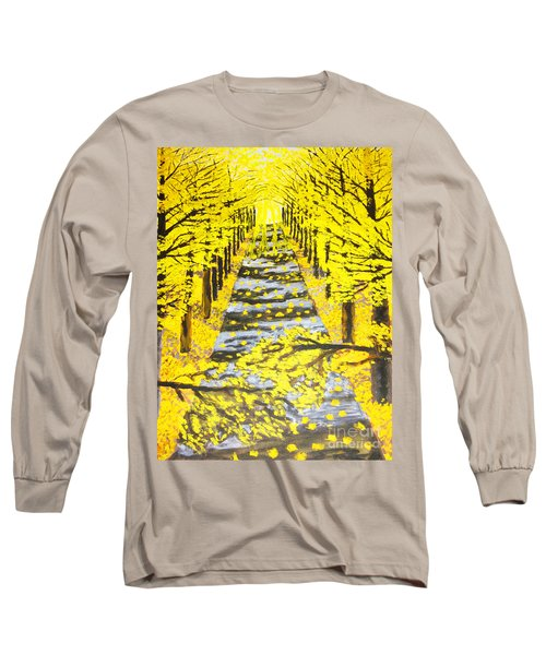 Autumn Avenue Long Sleeve T-Shirt