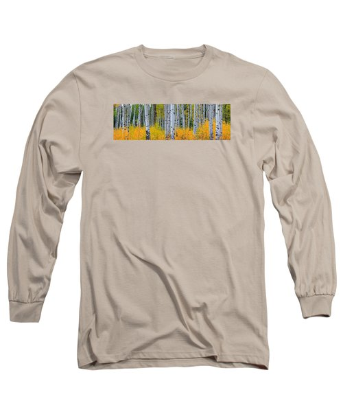 Autumn Dance Long Sleeve T-Shirt by Kadek Susanto