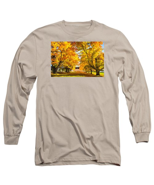 Autumn Gold IIi Long Sleeve T-Shirt