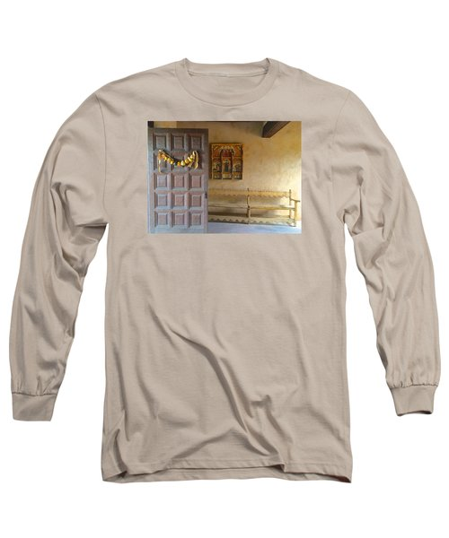 Autumn In Albuquerque Long Sleeve T-Shirt by Brenda Pressnall