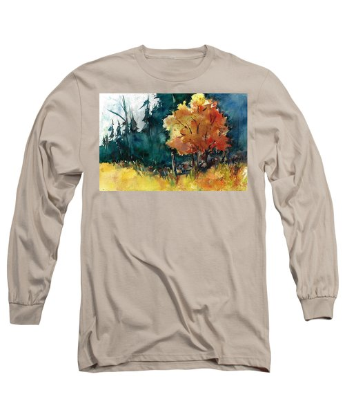 Autumn In The Ozarks Long Sleeve T-Shirt