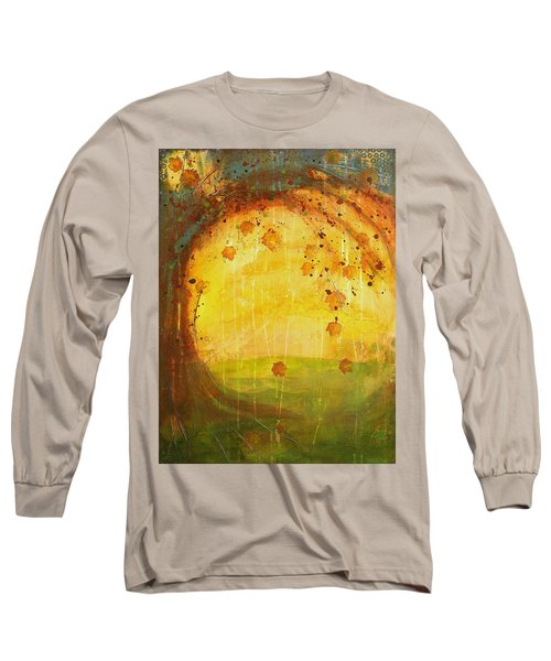 Autumn Leaves - Tree Series Long Sleeve T-Shirt