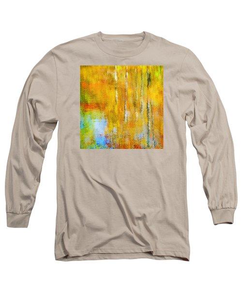 Autumn Reflection Long Sleeve T-Shirt