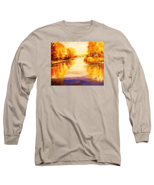 Autumn Gateway Long Sleeve T-Shirt
