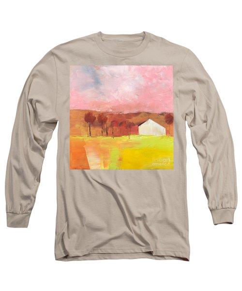 Autumn Stillness Long Sleeve T-Shirt