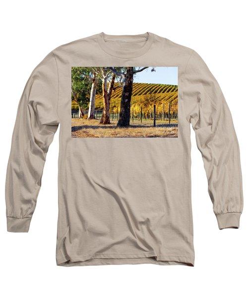 Autumn Vines Long Sleeve T-Shirt