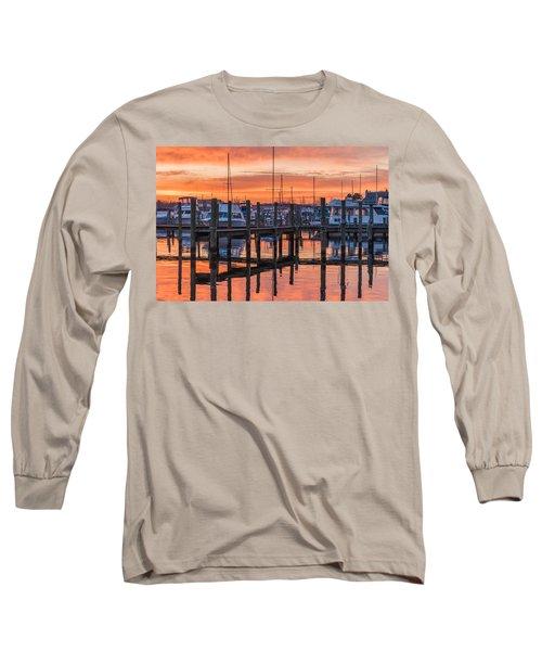 Autumnal Sky Long Sleeve T-Shirt