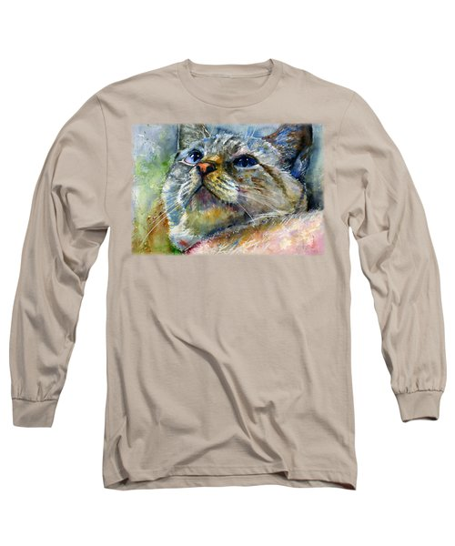 Avalon C Shirt Long Sleeve T-Shirt