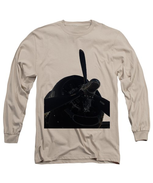 Avenger Long Sleeve T-Shirt by Julio Lopez