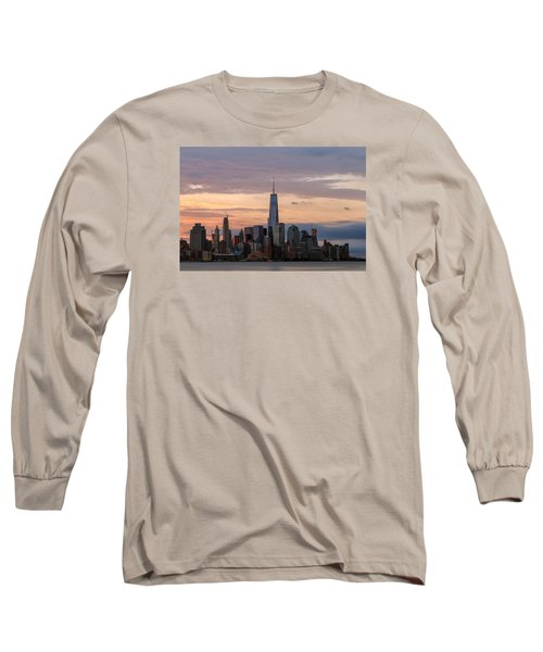 Long Sleeve T-Shirt featuring the photograph Avengers Assemble by Anthony Fields