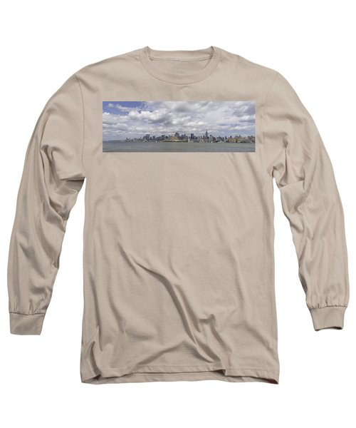 A View From New Jersey 1 Long Sleeve T-Shirt