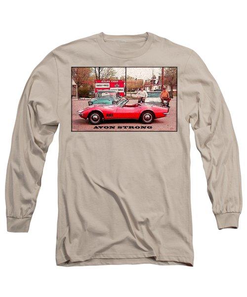 Avon Strong Long Sleeve T-Shirt