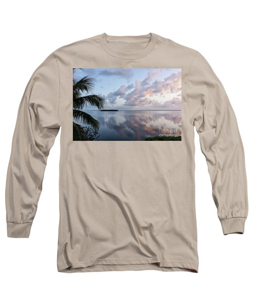 Awakening At Sunrise Long Sleeve T-Shirt