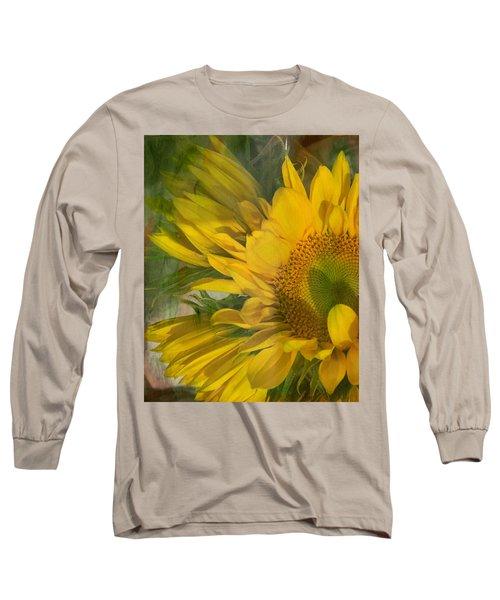 Awash In Sun Long Sleeve T-Shirt