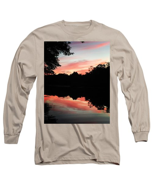 Awesome Sunset Long Sleeve T-Shirt