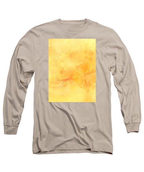 Azalea Impressions Long Sleeve T-Shirt by Catherine Alfidi