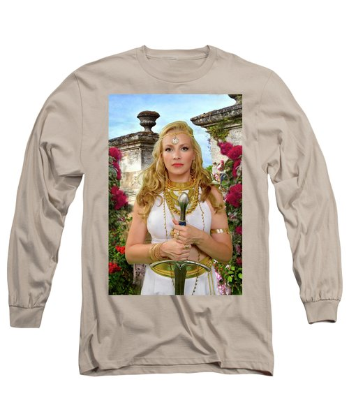 Azna Long Sleeve T-Shirt