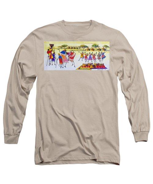 B 350 Long Sleeve T-Shirt