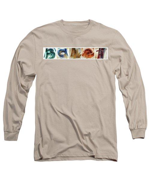 B A Ll E T Long Sleeve T-Shirt