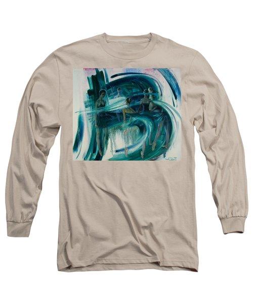 B -allet Long Sleeve T-Shirt