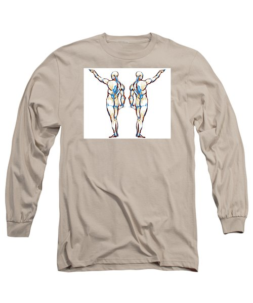B E Y O N D Long Sleeve T-Shirt