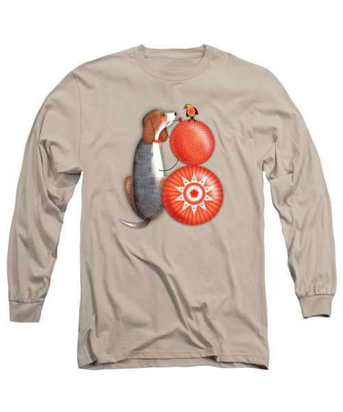 B Is For Beagle Long Sleeve T-Shirt