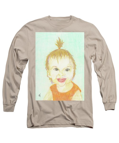Baby Cupcake Long Sleeve T-Shirt