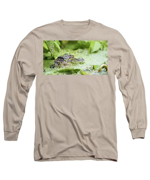 Baby Gator Long Sleeve T-Shirt
