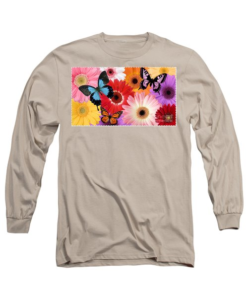 Summer's Desgn Long Sleeve T-Shirt