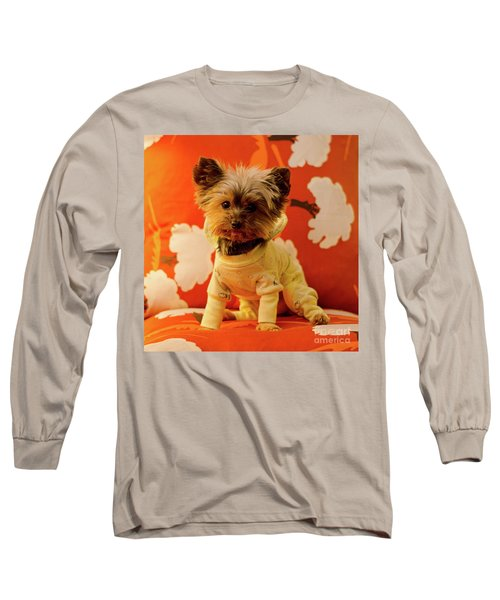 Baby Mel In Pjs Long Sleeve T-Shirt