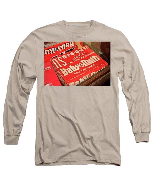 Baby Ruth Long Sleeve T-Shirt