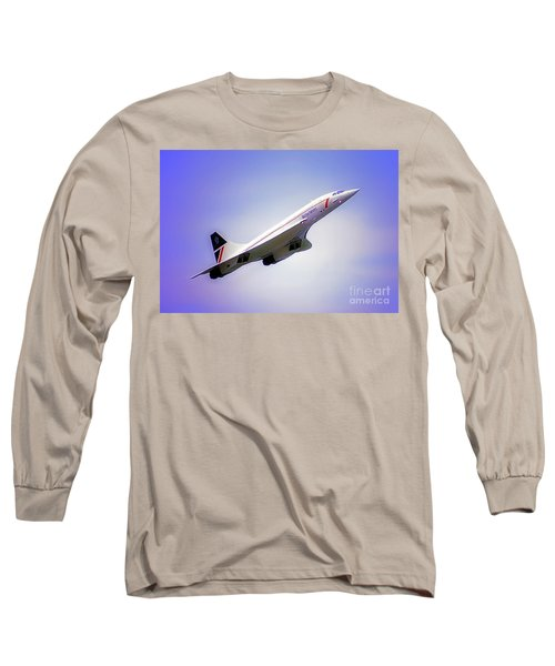 Bac Concorde  Long Sleeve T-Shirt