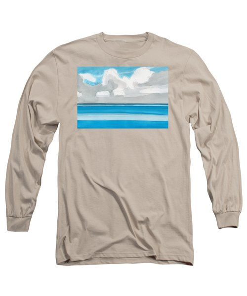 Bacalar, Mexico Long Sleeve T-Shirt by Dick Sauer
