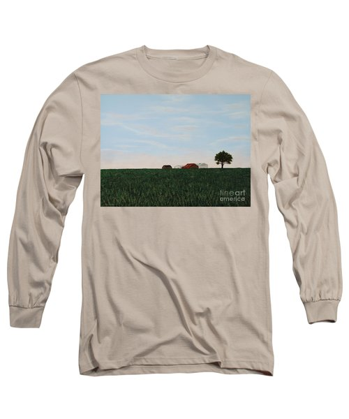 Back 40 Long Sleeve T-Shirt
